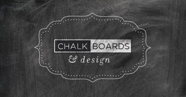 Chalkboards & Design